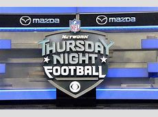 thursday night football 2019 schedule
