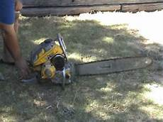 vintage mcculloch 47 a chainsaw