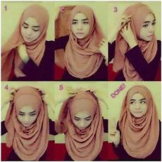 Tutorial Rawis Segi Empat Simple Jilbab Gucci