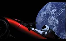 Tesla In Space The Last Driver License Holder