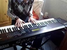 Jammen Op Een Yamaha S90 Es Digitale Piano Synth