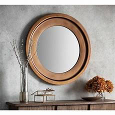 runder wandspiegel gold portland gro 223 er runder wandspiegel moderne spiegel