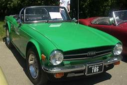 Used Triumph TR6 For Sale By Owner Buy Cheap TR 6
