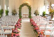 wedding ceremony decorations on a budget google search