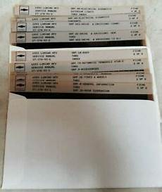 service manuals schematics 1993 chevrolet lumina apv regenerative braking nos 1993 chevy lumina apv service manual on microfiche micro fiche st 378 93 ebay