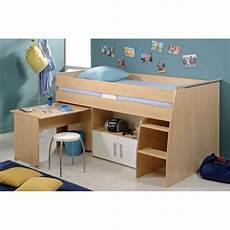 bureau lit combiné lit combin 233 enfant reggae