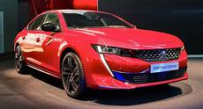 New Peugeot 508 Photos From The Geneva Motor Show Floor