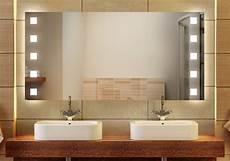 spiegelle bad wandspiegel badspiegel quot quasar quot wandspiegel led