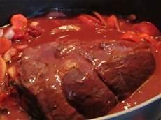 boeuf a la mode braised beef