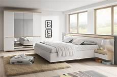 Schlafzimmer Weiß Komplett - schlafzimmer komplett bett kleiderschrank 160x200cm buche