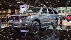 2018 Toyota Sequoia Release Date Price And Specs  Roadshow