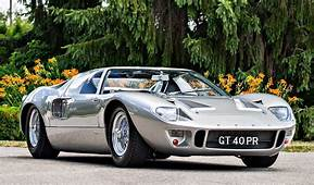 First GT40 Road Car Delivered To US 1966 Ford MKI