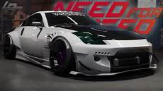 Need For Speed Payback Nissan 350z Customization