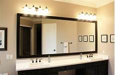 Hang Bathroom Mirror
