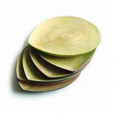 vaisselle en bambou assiette plate ape achat