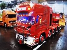 lkw rc modelle truck lkw schwertransport rc modellbau hobby spiel messe