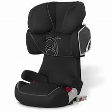 Cybex Solution X2 Fix Komfortoptik Black 2012