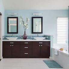 Oak Cabinet Bathroom Ideas by 75 Most Popular Glass Tile Bathroom Design Ideas For 2019