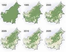 Gambar Peta Di Hutan Kalimantan Pada Tahun 2030 Brainly