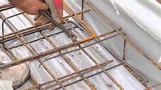 ferraille a beton armatures fondations de maison b 233 ton arm 233 standarm