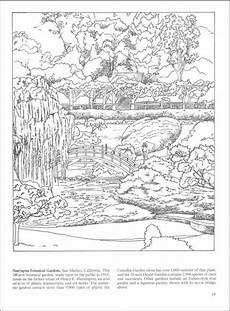 coloring pages of nature for adults 16381 nature coloring pages for adults botanical gardens coloring book garden coloring pages