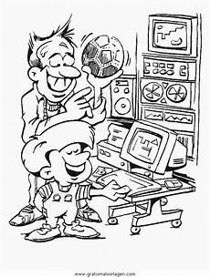 computer pc 12 gratis malvorlage in computer diverse