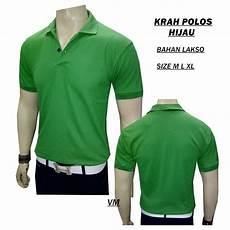 baju kaos pria polos poloshirt kerah banyak warna lakos elevenia