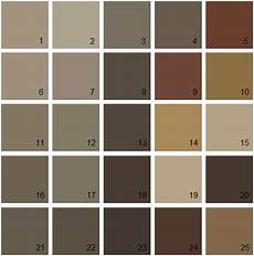 benjamin brown house paint colors palette 14