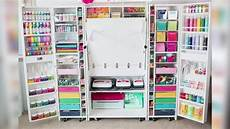the ultimate craft room organization the dreambox from
