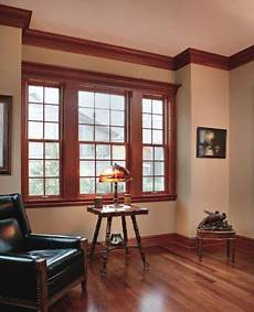 the stained trim stays 16 wall colors to make it
