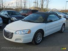 2004 Chrysler Sebring LXi Convertible In Stone White