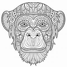 Malvorlagen Tiere Affen Free Coloring Pages Animals At Getcolorings
