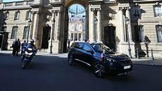 Le Peugeot 5008 Voiture Pr 233 Sidentielle Pour Le 14 Juillet