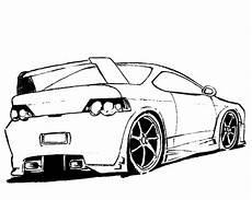 Malvorlagen Auto Tuning Sports Car Tuning 147011 Transporte Colorear