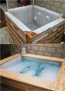 12 relaxing and inexpensive tubs you can diy in a