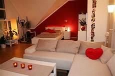 Wohnzimmer Wohn Schlaf Und Arbeitszimmer In 2019