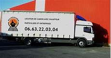 Camion Déménagement Avec Chauffeur Comparatif Location Camion Comparatif Location Vehicule