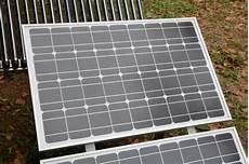 Mini Solaranlage Garten Cing Kleine Photovaltaikanlage