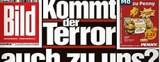 bild zeitung terror in presserat 60 beschwerden gegen quot bild