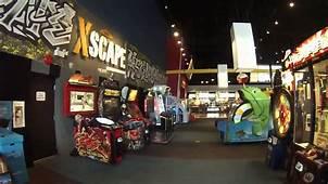 Video Game Arcade Tours  Silver City Cinema Coquitlam