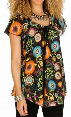 tunique femme hippie en coton pour l 233 t 233 alexia