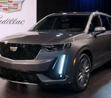 2020 cadillac xt6 length 2020 cadillac xt6 dimensions rating review and price