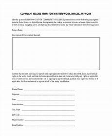 free 21 print release form templates pdf
