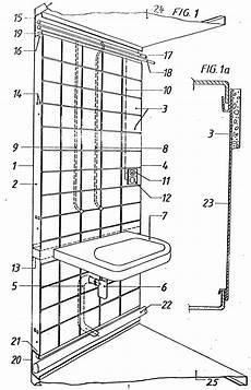patent ep0013987b1 vorgefertigtes wandelement mit