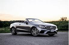 Review 2018 Mercedes E 400 4matic Cabriolet Car