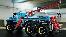 lego technic 42070 lego 42070 6x6 all terrain sleepwagen