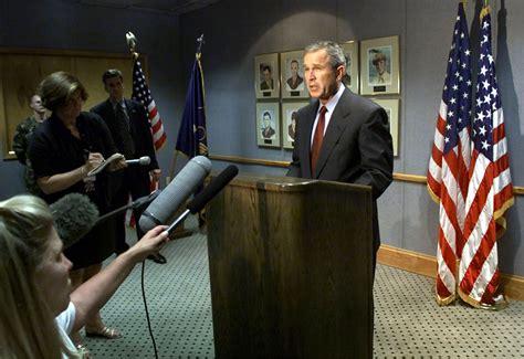 Did Bush Cause 9 11