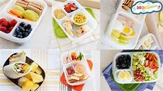 healthy and fast school lunch ideas 5 minute lunches youtube