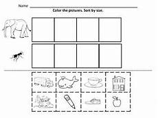 sorting by shape worksheets for kindergarten 7887 pin on cut and paste class work
