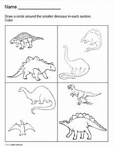 1 2 3 learn curriculum dinosaur worksheets